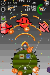 Cкриншот Warawara Invaders, изображение № 861049 - RAWG