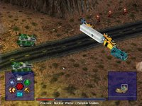 Cкриншот Warzone 2100, изображение № 331641 - RAWG