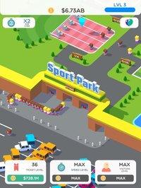 Cкриншот Idle Sport Park Tycoon, изображение № 2184466 - RAWG