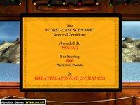 Cкриншот The Worst-Case Scenario Survival Trivia Challenge, изображение № 317974 - RAWG