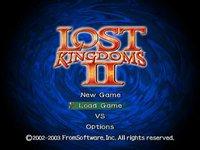 Lost Kingdoms II screenshot, image №752783 - RAWG