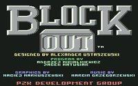 Blockout (1991) screenshot, image №738887 - RAWG