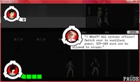 Cкриншот Daughter of Shadows: An SCP Breach Event, изображение № 159595 - RAWG
