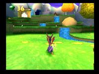 Spyro: Year of the Dragon screenshot, image №764468 - RAWG
