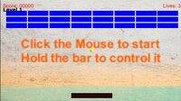 Cкриншот Brick Breaker (itch) (Game-Dev-Project D-A-Y), изображение № 2623772 - RAWG
