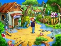 Cкриншот Наводнение в Простоквашино: Развивающие логические игры, изображение № 505852 - RAWG