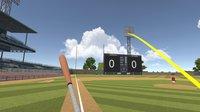 Double Play: 2-Player VR Baseball screenshot, image №287409 - RAWG