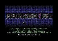 Cкриншот Awakening (C64), изображение № 2414730 - RAWG