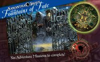 Cкриншот Samantha Swift and the Fountains of Fate - Collector's Edition, изображение № 935629 - RAWG