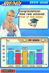 Cкриншот Brain Challenge, изображение № 244543 - RAWG