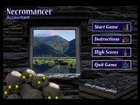 Cкриншот Necromancer Accountant, изображение № 693649 - RAWG