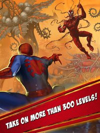 Cкриншот Spider-Man Unlimited, изображение № 819582 - RAWG