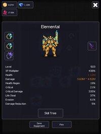 Cкриншот Dunidle: Offline Idle RPG Game, изображение № 2669481 - RAWG