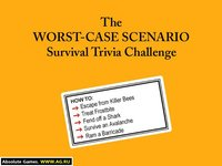 Cкриншот The Worst-Case Scenario Survival Trivia Challenge, изображение № 317973 - RAWG