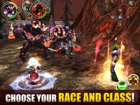 Cкриншот Войны хаоса и порядка Oнлайн (Gameloft), изображение № 878910 - RAWG