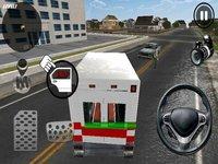 Cкриншот Crazy Ambulance King 3D HD, изображение № 1716843 - RAWG