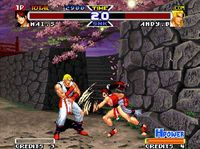 Real Bout Fatal Fury Special screenshot, image №258717 - RAWG