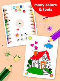 Doodle Coloring Books screenshot, image №960372 - RAWG