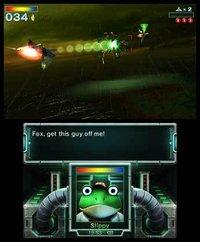 Star Fox 64 3D screenshot, image №794292 - RAWG