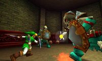 The Legend of Zelda: Ocarina of Time 3D screenshot, image №801365 - RAWG