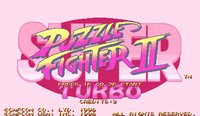Super Puzzle Fighter II Turbo screenshot, image №733847 - RAWG