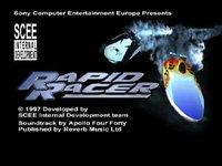 Cкриншот Rapid Racer, изображение № 765153 - RAWG