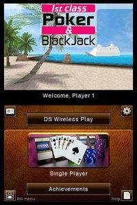 Cкриншот 1st Class Poker & BlackJack, изображение № 258464 - RAWG