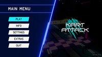 Cкриншот Kart Attack (itch), изображение № 2380121 - RAWG