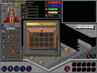 Cкриншот Aaron Hall's Dungeon Odyssey, изображение № 303747 - RAWG