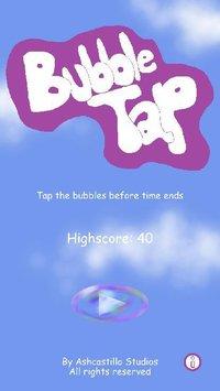 Cкриншот Bubble Tap (Ashcastillo), изображение № 2386221 - RAWG