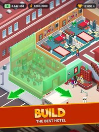 Cкриншот Hotel Empire Tycoon-Idle Game, изображение № 2255322 - RAWG