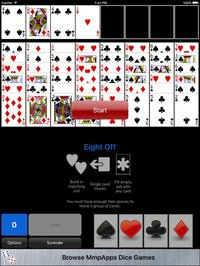 Cкриншот Eight Off Classic Solitaire, изображение № 2132031 - RAWG