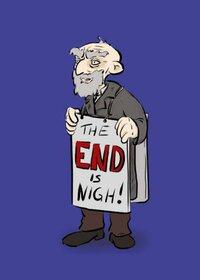 Cкриншот The End Is Nigh (itch) (Esmeralda), изображение № 2415972 - RAWG