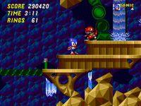 Cкриншот Sonic the Hedgehog 2, изображение № 23308 - RAWG