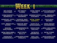 Cкриншот NFL Football '94 Starring Joe Montana, изображение № 759875 - RAWG