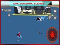 Cкриншот Flying Bike: Police vs Cops - Police Motorcycle Shooting Thief Chase PRO Game, изображение № 1729218 - RAWG