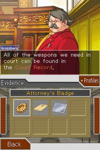 Cкриншот Phoenix Wright: Ace Attorney − Trials and Tribulations, изображение № 802561 - RAWG