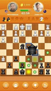 Cкриншот Шахматы онлайн, изображение № 1381548 - RAWG