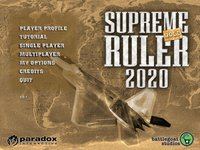 Supreme Ruler 2020 Gold screenshot, image №145557 - RAWG