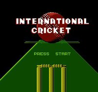 International Cricket screenshot, image №736183 - RAWG