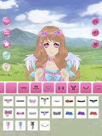Cкриншот Anime Avatar - Face Maker, изображение № 2655109 - RAWG