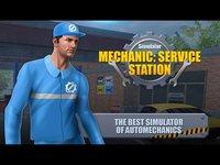 Cкриншот Mechanic Service Station Sim, изображение № 2038745 - RAWG