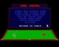 Cкриншот Jimmy White's 'Whirlwind' Snooker, изображение № 744608 - RAWG