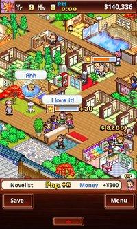 Cкриншот Hot Springs Story, изображение № 684582 - RAWG