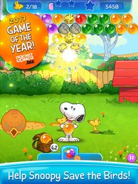 Cкриншот Snoopy Pop+ Blast the Bubbles, изображение № 2023828 - RAWG
