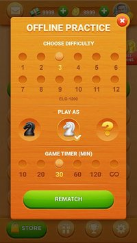 Cкриншот Шахматы онлайн, изображение № 1381549 - RAWG