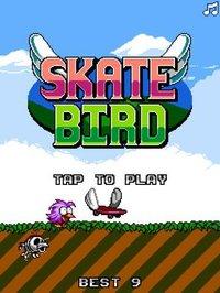 Cкриншот Skate Bird - The Adventure of a Flappy Tiny Bird, изображение № 1990073 - RAWG