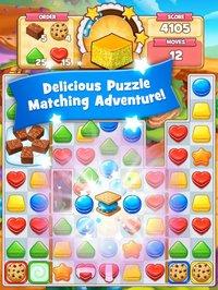 Cкриншот Cookie Jam Matching Game, изображение № 906845 - RAWG