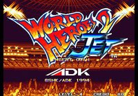 World Heroes 2 Jet (1994) screenshot, image №747117 - RAWG