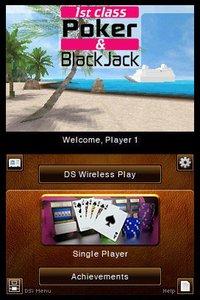 Cкриншот 1st Class Poker & BlackJack, изображение № 794791 - RAWG